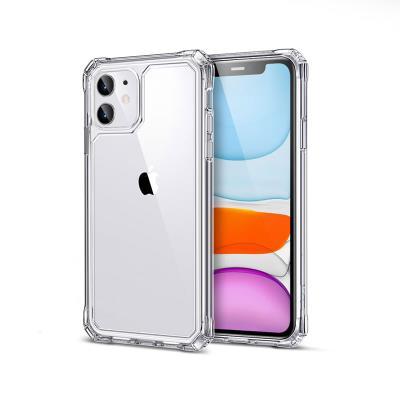 Capa Silicone Anti-Choque ESR iPhone 11 Transparente