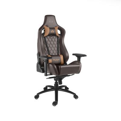 Cadeira Gaming Alpha Gamer Polaris Office Castanha (AGPOLARISOE-BWN)