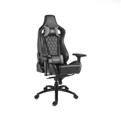 Cadeira Gaming Alpha Gamer Polaris Office Preta (AGPOLARISOE-BK)