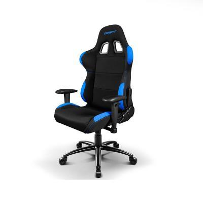 Cadeira Gaming Drift DR100 Preta/Azul (DR100BL)