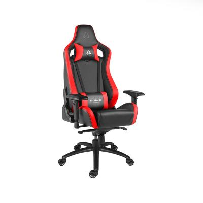 Cadeira Gaming Alpha Gamer Polaris Racing Preta/Vermelha (AGPOLARISRE-BK-R)