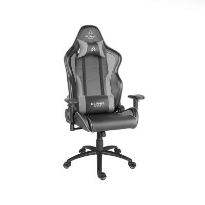 Cadeira Gaming Alpha Gamer Pollux Preta/Cinza (AGPOLLUX-BK-GRY)