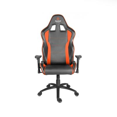 Cadeira Gaming Alpha Gamer Pollux Preta/Laranja - AGPOLLUX-BK-O
