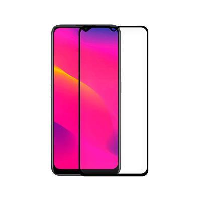 Tempered Glass Film Realme 5/5i/Oppo A5 (2020)/A9 (2020) Fullscreen Black