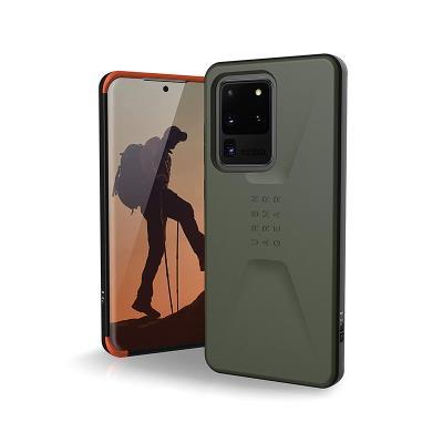 Capa Proteção UAG Samsung Galaxy S20 Ultra G988 Civilian Verde