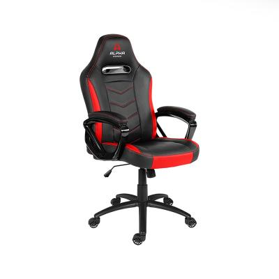 Gaming Chair Alpha Gamer Kappa Black/Red (AGKAPPA-BK-R)