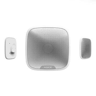 Wireless Outdoor Siren Ajax StreetSiren IP54 White