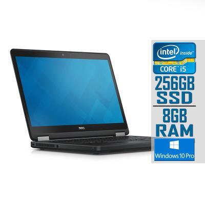 """Portátil Dell Latitude E5250 12"""" i5-5200U SSD 256GB/8GB Recondicionado"""