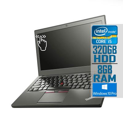 "Portátil Lenovo ThinkPad X250 12"" Touch i5-5300U 320GB/8GB Recondicionado"