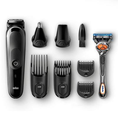 Máquina de Barbear 8-em-1 Braun MGK5060