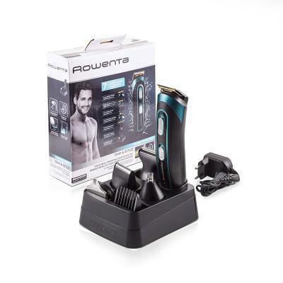 Máquina de Barbear Multifunções 7-em-1 Rowenta Trim & Style TN9130F0