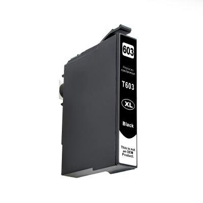 Cartucho de Tinta compatible Epson T03A1/T03U1 603XL Negro