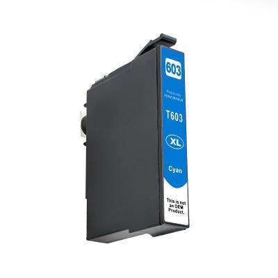 Tinteiro Compatível Epson T03A2/T03U2 603XL Azul