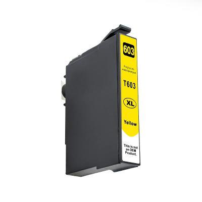 Tinteiro Compatível Epson T03A4/T03U4 603XL Amarelo
