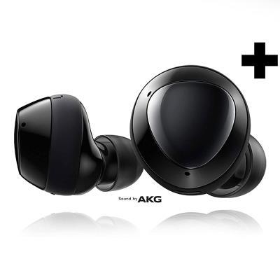 Bluetooth Earphones Samsung Galaxy Buds+ Black (SM-R175N)