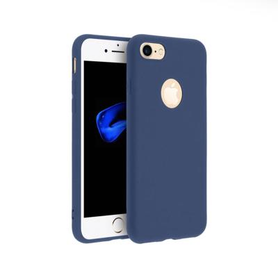 Silicone Cover Premium iPhone 7/8 Blue