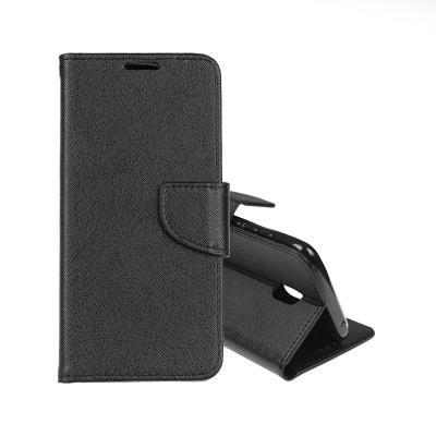 Flip Cover Fancy Xiaomi Redmi 8A Black