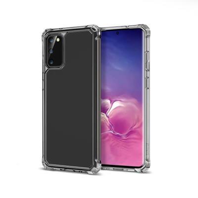 Capa Silicone Anti-Choque Roar Samsung Galaxy S20 G980 Transparente