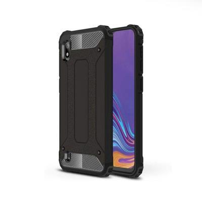 Funda Protección Forcell Samsung Galaxy A10 A105 Negra