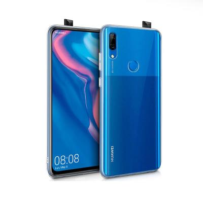 Silicone Cover Huawei P Smart Z Transparent