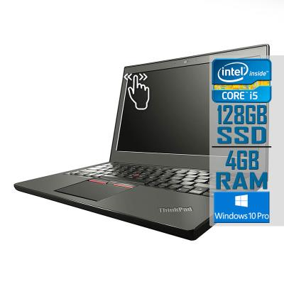 "Laptop Lenovo ThinkPad X250 Touch 12"" i5-5300U SSD 128GB/4GB Refurbished"