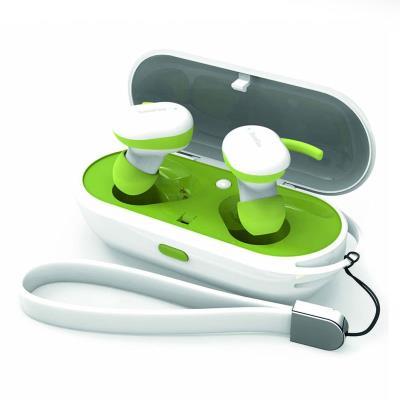 Bluetooth Earphones SoundFlow i15 Green