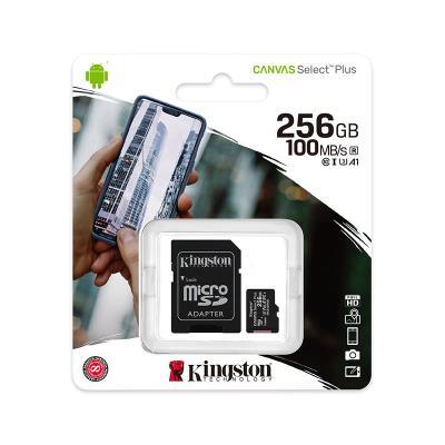 Memory Card Kingston 256GB MicroSD Canvas Select Plus