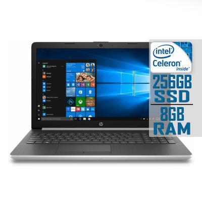 Portátil HP 15-DA0251NS N4000 SSD 256GB/8GB Recondicionado