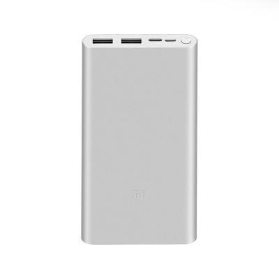 PowerBank Xiaomi Mi Power Bank 3 10000mAh 18W Plateada