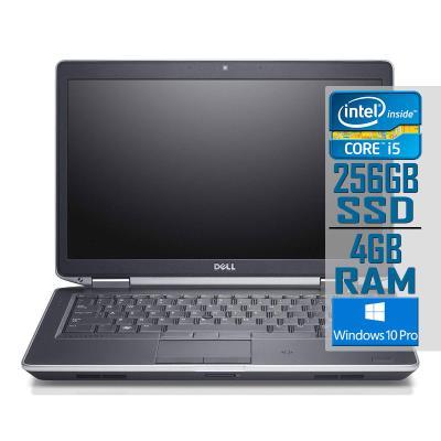 """Laptop Dell Latitude E6440 14"""" i5-4310M SSD 256GB/4GB Refurbished"""