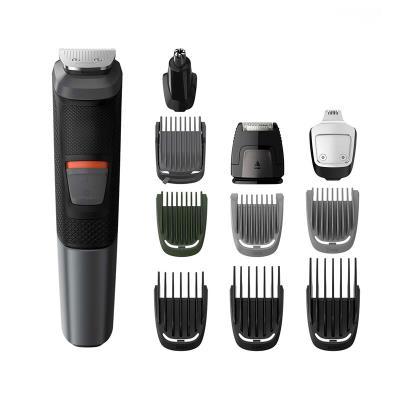 Aparador de Barba e Cabelo Philips MultiGrom S5000 Preto (MG5730/18)