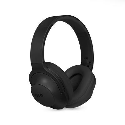 Auscultadores Bluetooth SPC Crown Preto