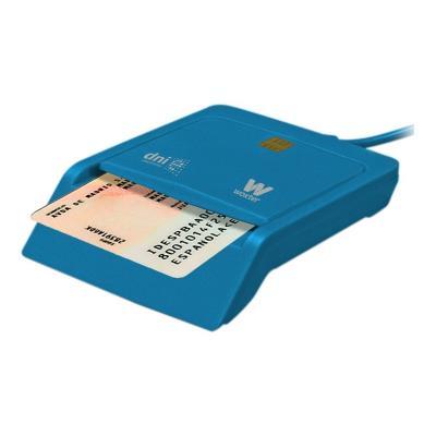 Citizen Card reader Woxter DNI 3.0 Blue