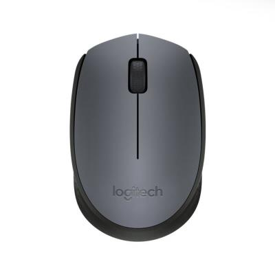 Wireless Mouse Logitech M170 1000 DPI Ash