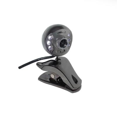 WebCam w/Microphone Model 83152 Black