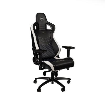 Gaming Chair Noblechairs EPIC PU Leather Black/White (NBL-PU-BWB)