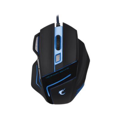 Gaming Mouse Halfmman Huge Fire Breath-Laser 2000 DPI