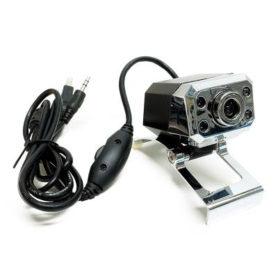 WebCam w/Microphone Model 83151 Black