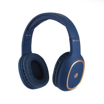 Auscultadores Bluetooth NGS Artica Envy Azul