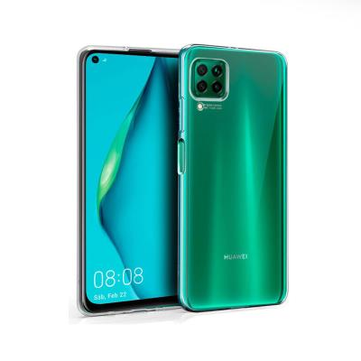 Silicone Cover Huawei P40 Lite Transparent