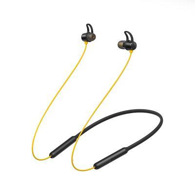 Bluetooth Earphones Realme Buds Wireless Yellow