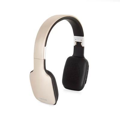 Auscultadores Bluetooth Fonestar Dourado