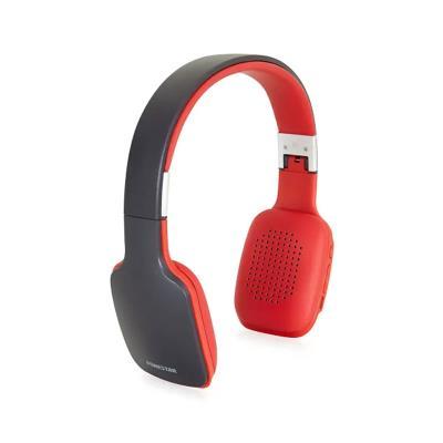 Auriculares Bluetooth Fonestar Rojo