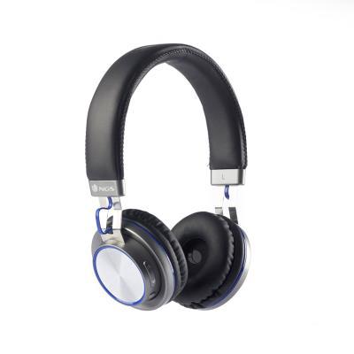 Auscultadores Bluetooth NGS Artica Patrol Preto/Azul