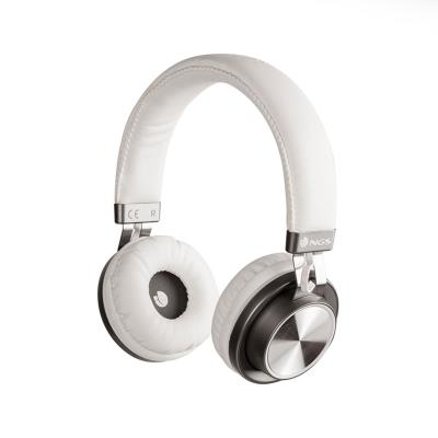 Bluetooth Headphones NGS Artica Patrol White