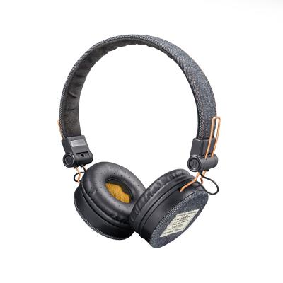 Headphones w/Microphone Trust Urban Revolt Fyber Black