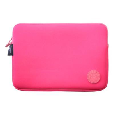 "Laptop Bag Soft Sleeve Smile 13"" Coral (17219)"