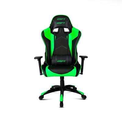 Cadeira Gaming Drift DR300 Preta/Verde (DR300BG)