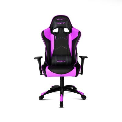 Cadeira Gaming Drift DR300 Preta/Roxa (DR300BP)
