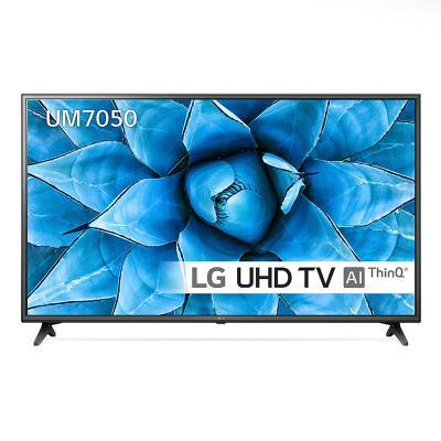 """TV LG 55"""" SmartTV 4K UHD Azul (55UM7050PLC)"""